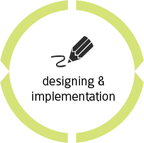 designing & implementation